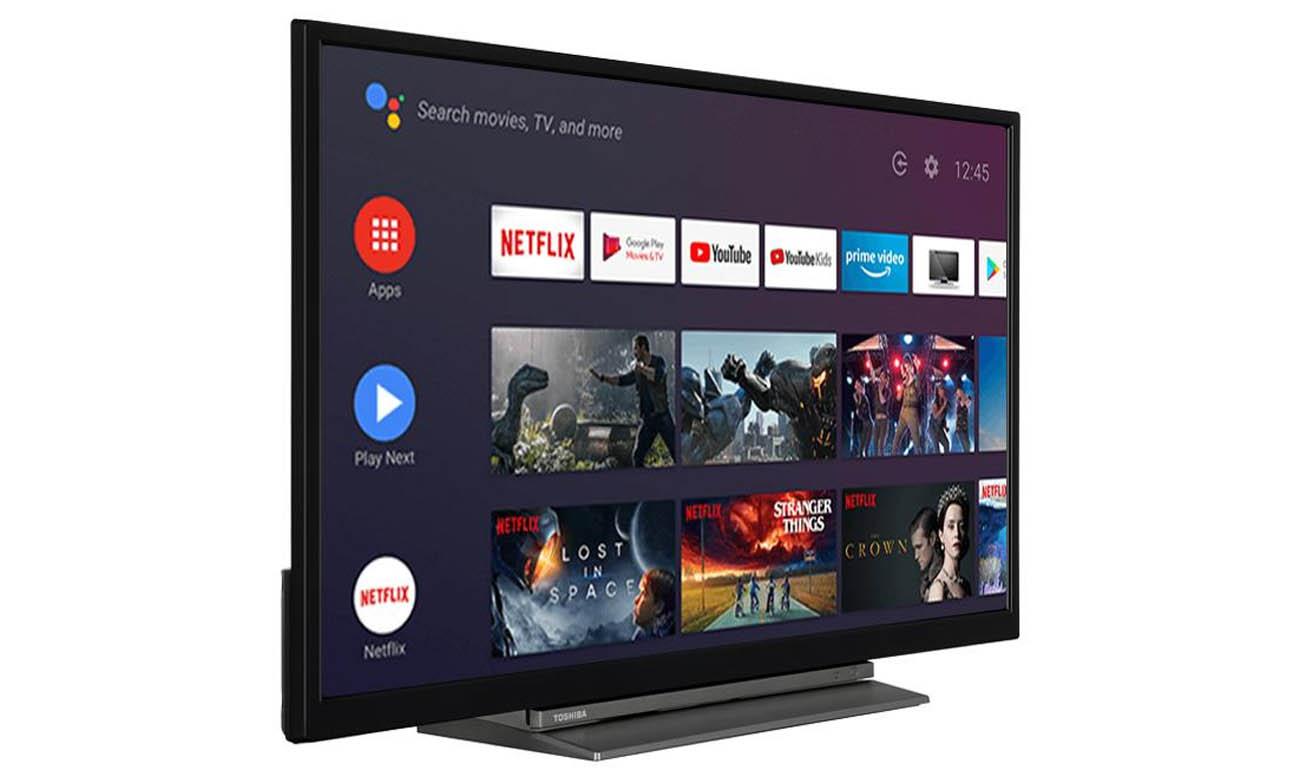 Smart TV w 32LA3B63DG Android TV
