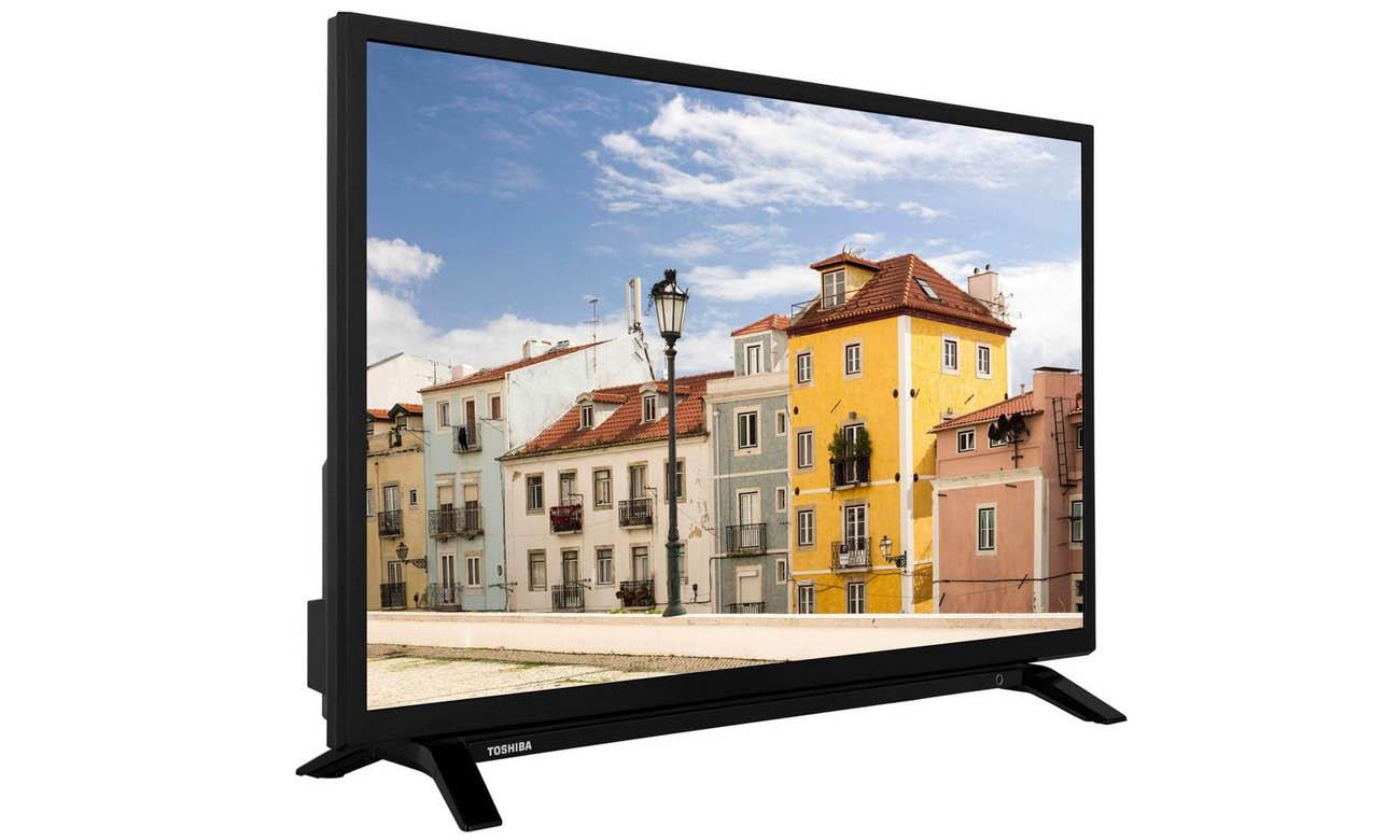 Jakość Dolby Audio w TV Toshiba 32W2963DG