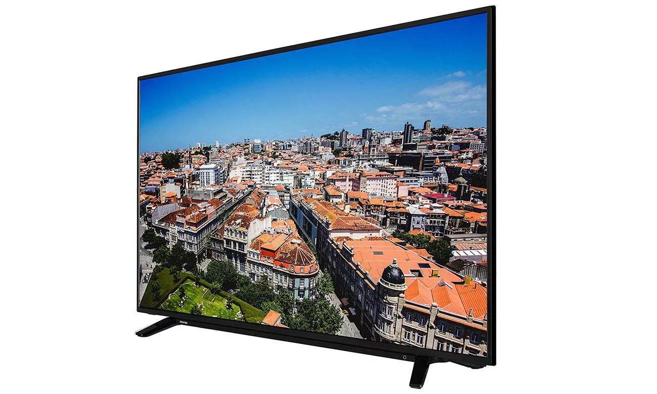 3 wejścia HDMI oraz obsługa Amazon Alexa w TV Toshiba 43U2963DG