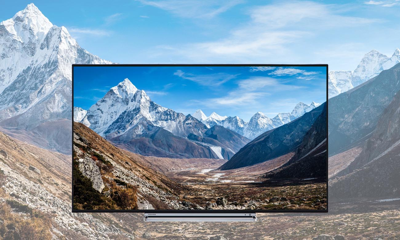 Telewizor 4K Ultra HD Toshiba 55U6763DG