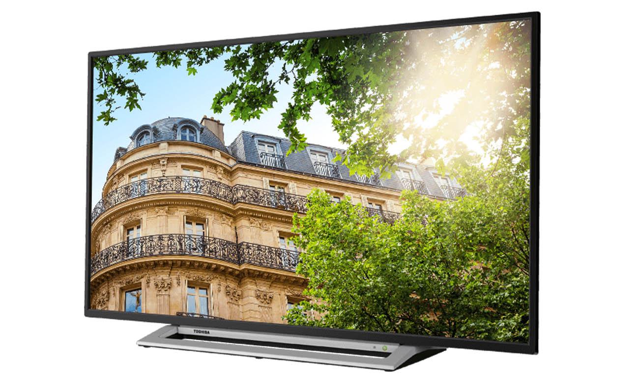 Brzmienie najwyższej klasy w TV Toshiba 65UL3B63DG