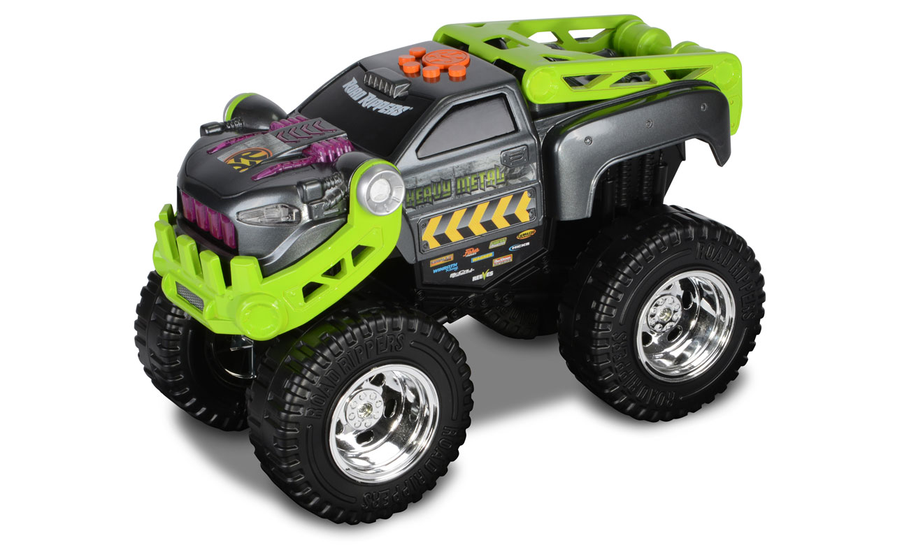 Toy State Monster Truck - Heavy Metal 33730 33730
