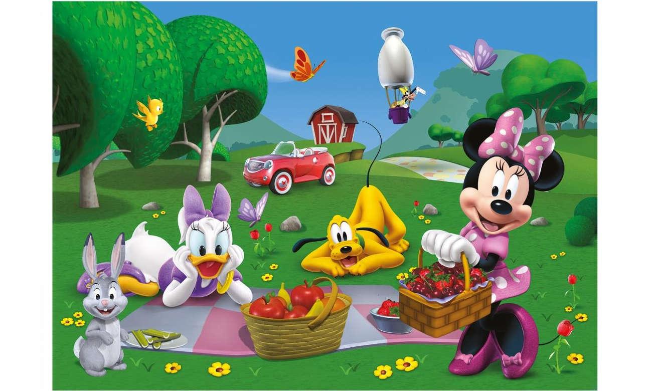 Puzzle Lisciani Giochi Disney dwustronne 250 el. Minnie 304-48090