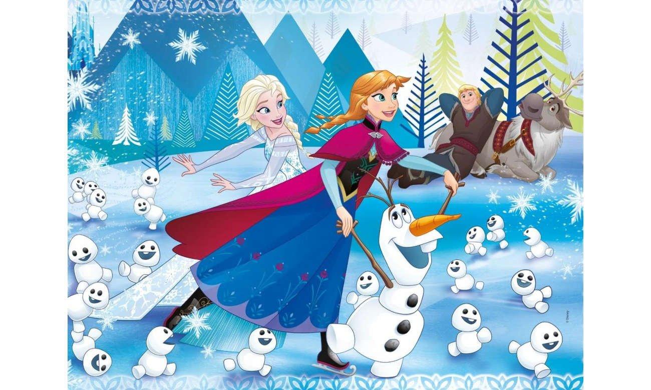 Clementoni Puzzle Disney Frozen