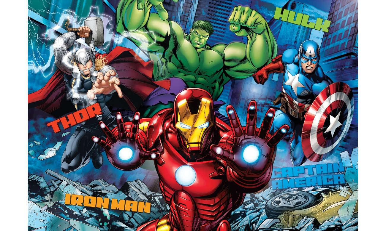Clementoni Puzzle Disney 3D Vision Avengers 20606