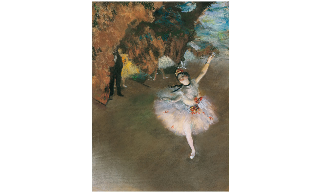 Puzzle Clementoni Museum Degas: L'etoile 39379
