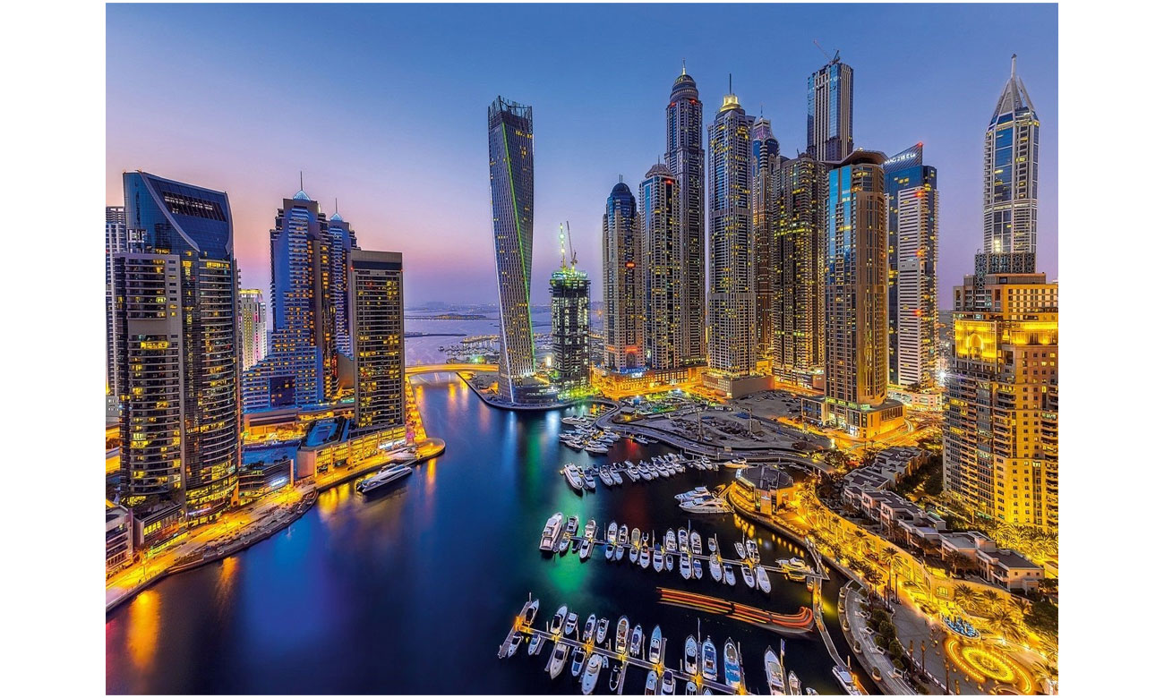 Puzzle Clementoni HQ Dubai 39381