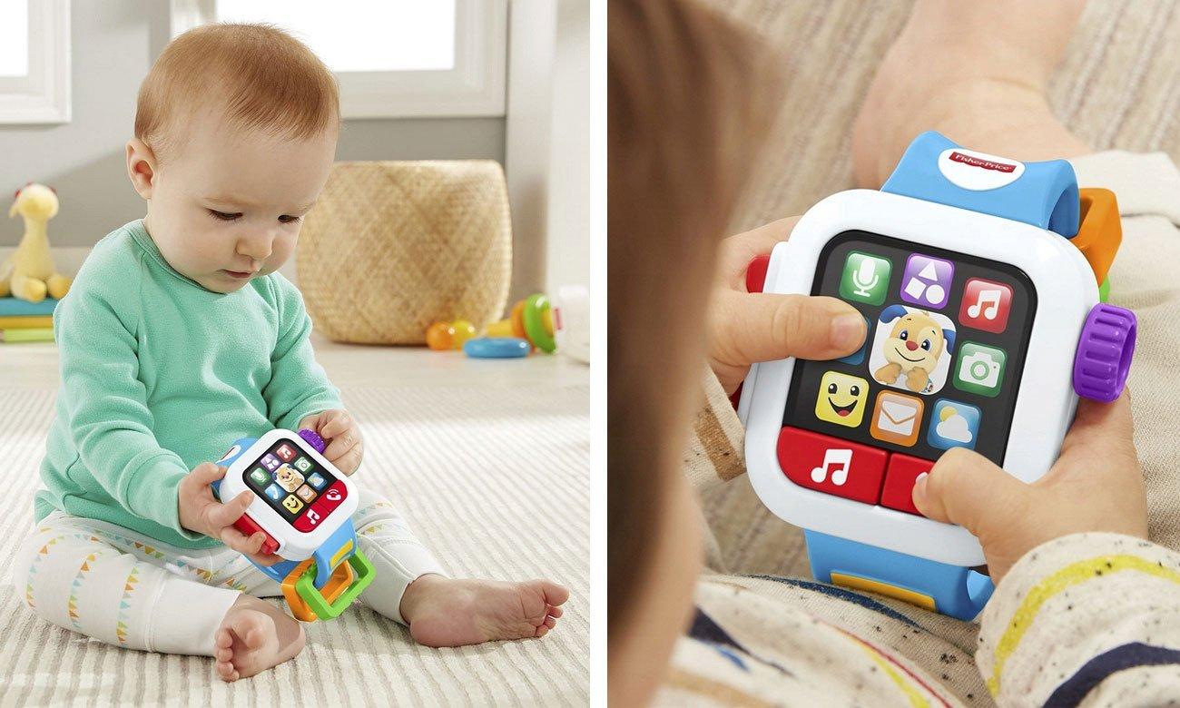 Fisher-Price Smartwatch Szczenieaczka GMM43