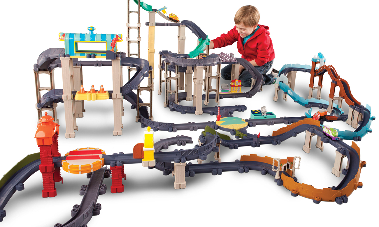 tomy stack track