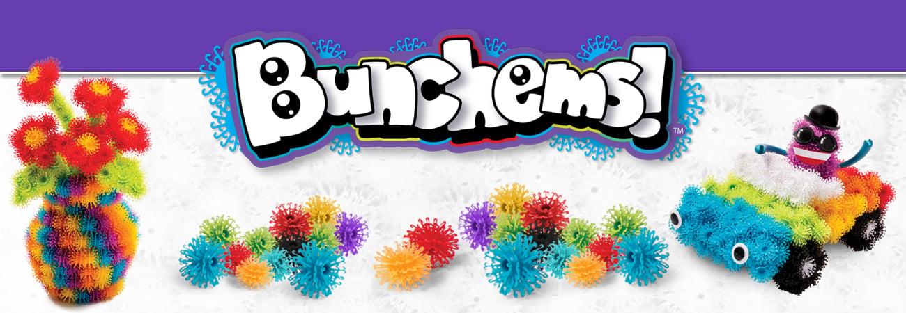 Bunchems rzepy