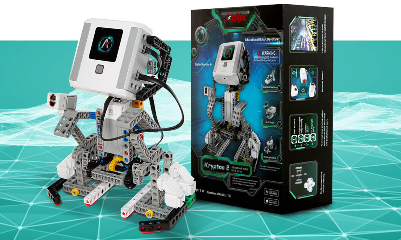 Robot edukacyjny Abilix Krypton 2 6970575523089