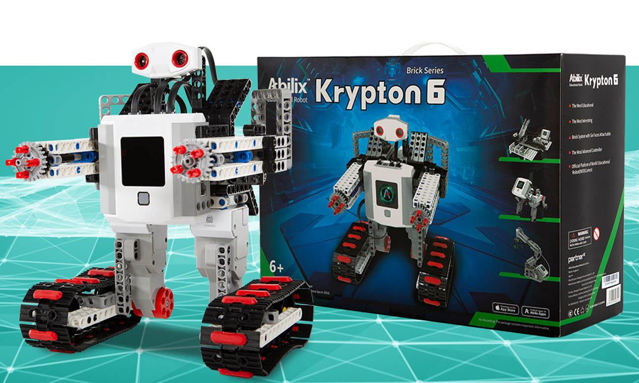 Robot edukacyjny Abilix Krypton 6 6970575523102