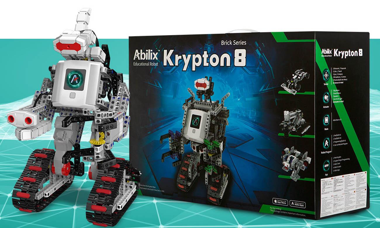 Robot edukacyjny Abilix Krypton 8 6970575523119