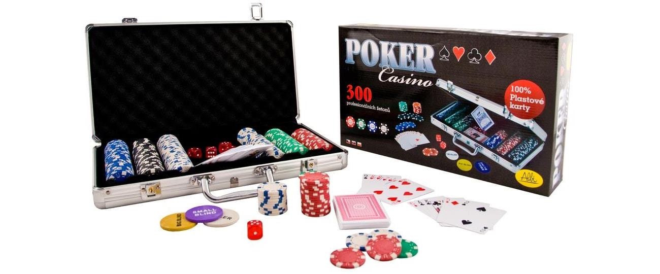 zestaw do pokera w walizce