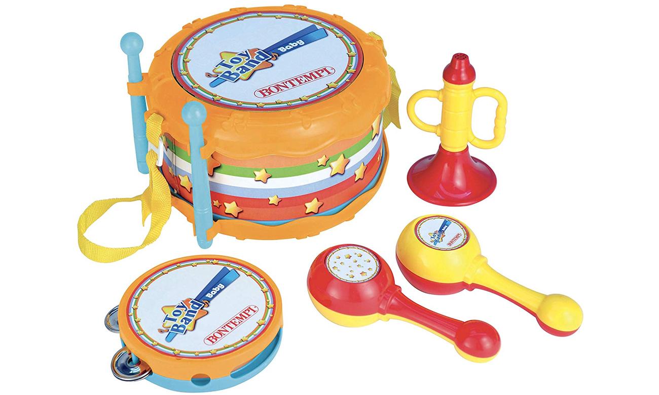 Bontempi Baby Zestaw Instrumentów