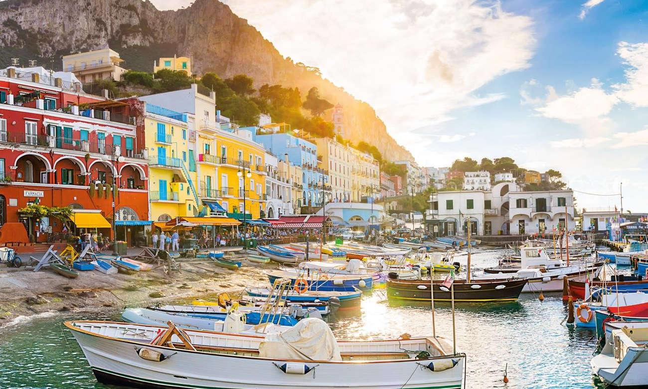 Clementoni PuzzleHQ Capri 31678