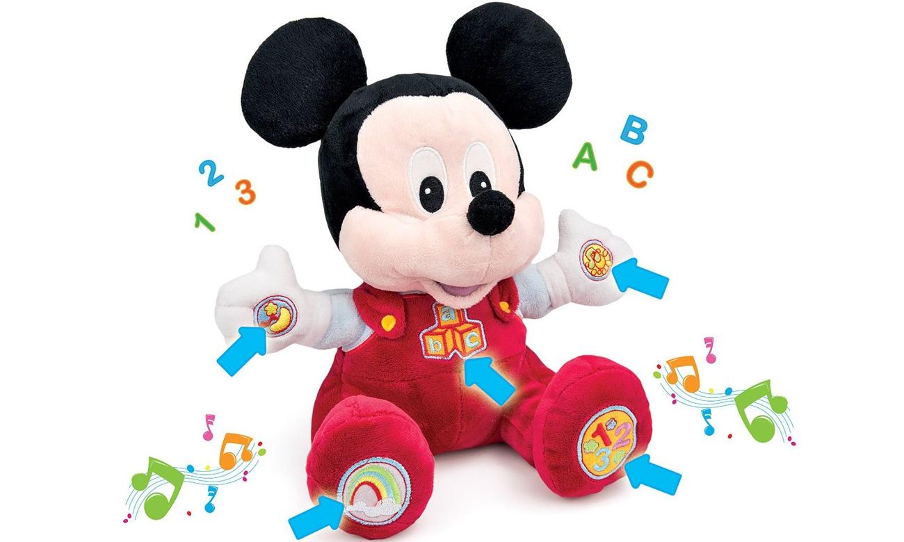 Interaktywna zabawka Myszka Miki