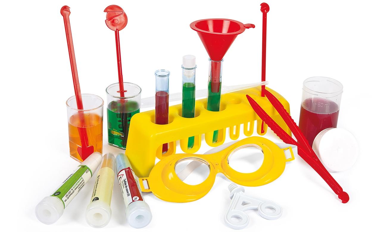 Laboratorium chemiczne dla dzici od 8 roku życia