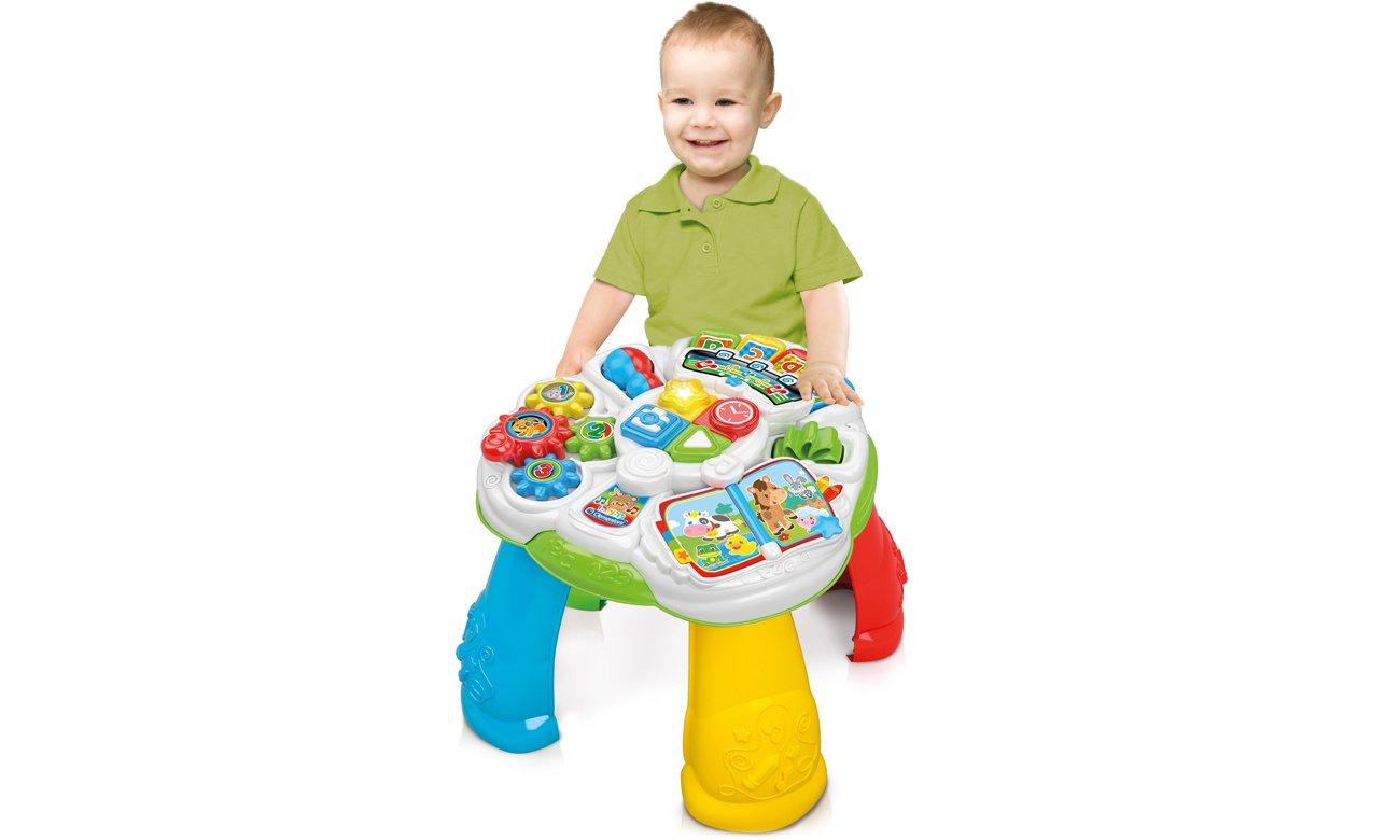 stolik edukacyjny dla dziecka