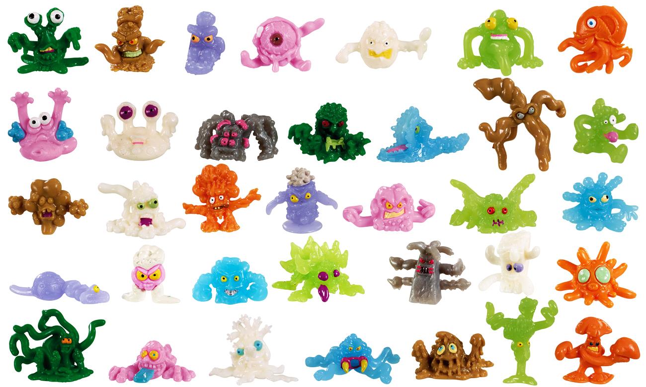 микробы игрушки фунгус амунгус картинки женщина