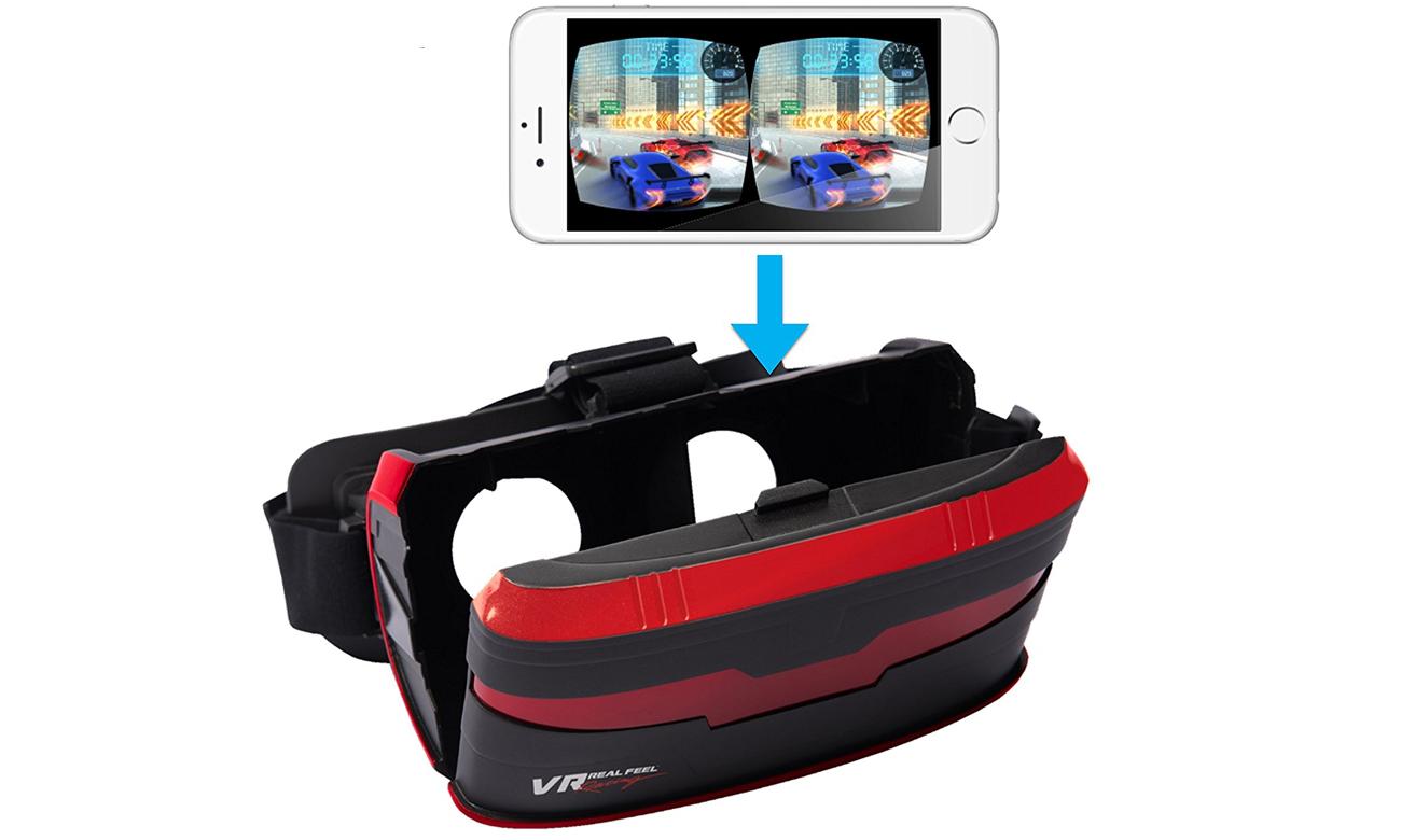 wirtualna rzeczywistość 3d gra