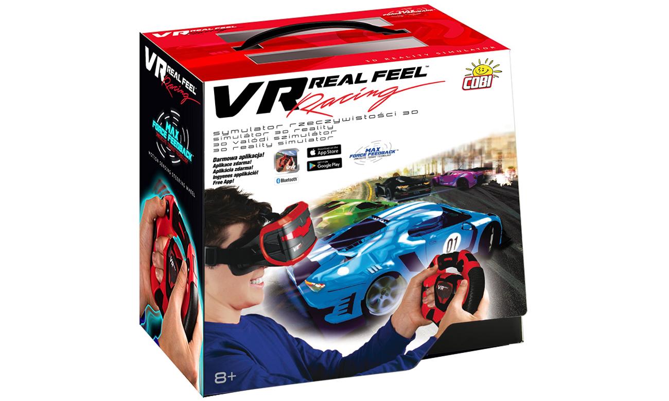 Gogle VR 3D Racing
