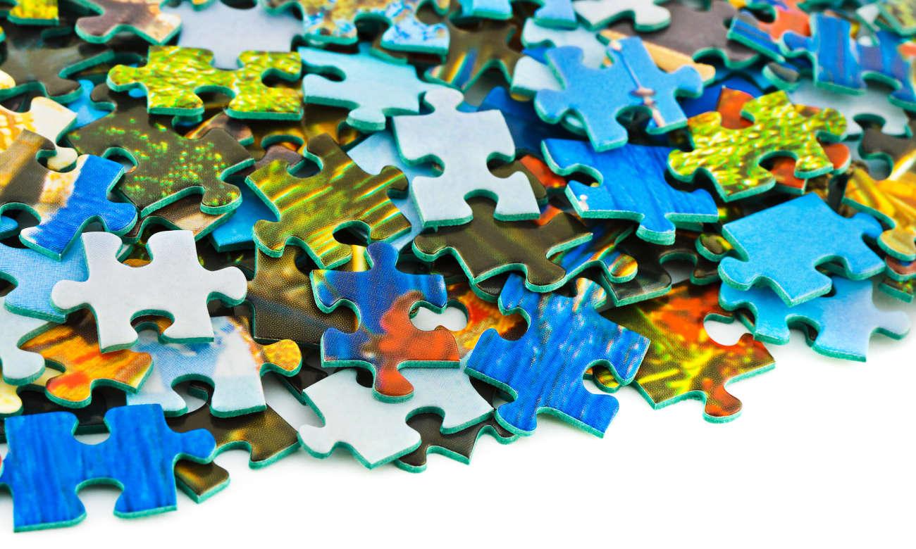 Castorland puzzle 1500 el.