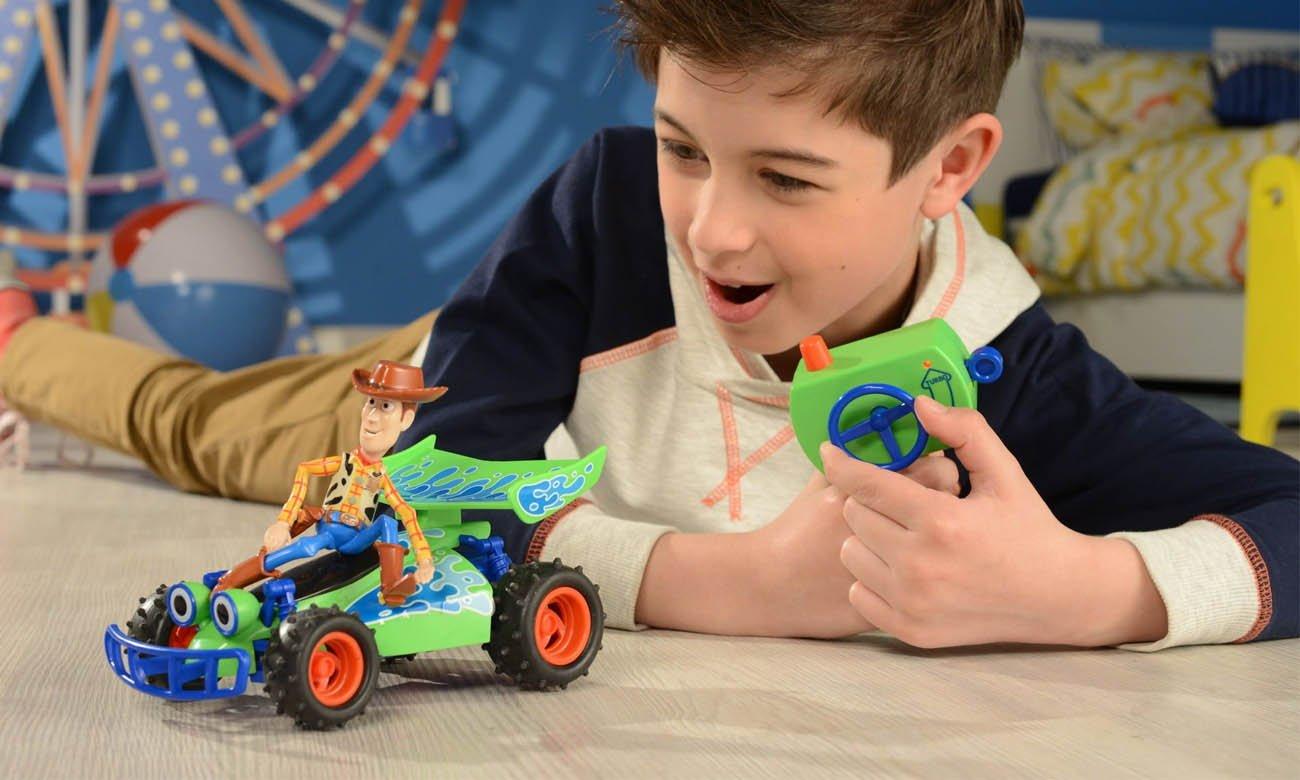 Toy Story wyścigówka Buggy i Chudy Dickie Toys
