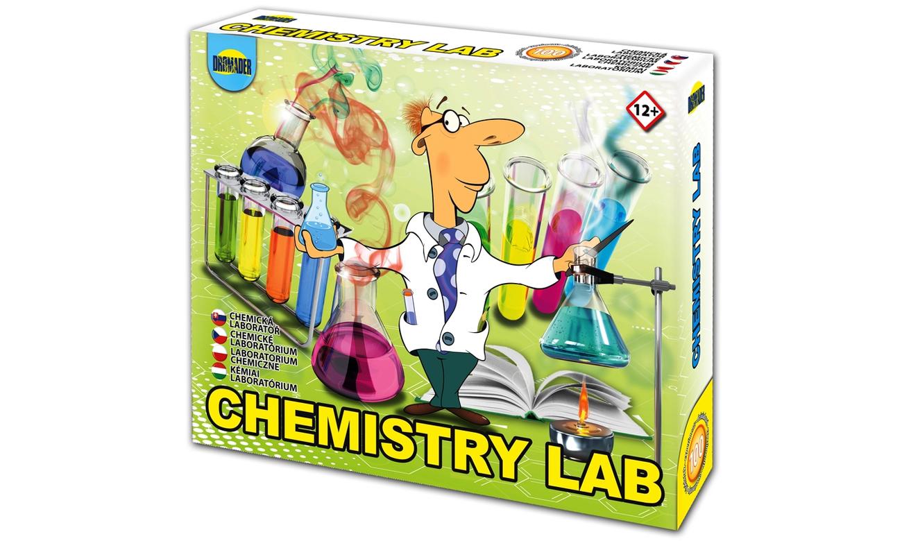 dromader laboratorium chemiczne