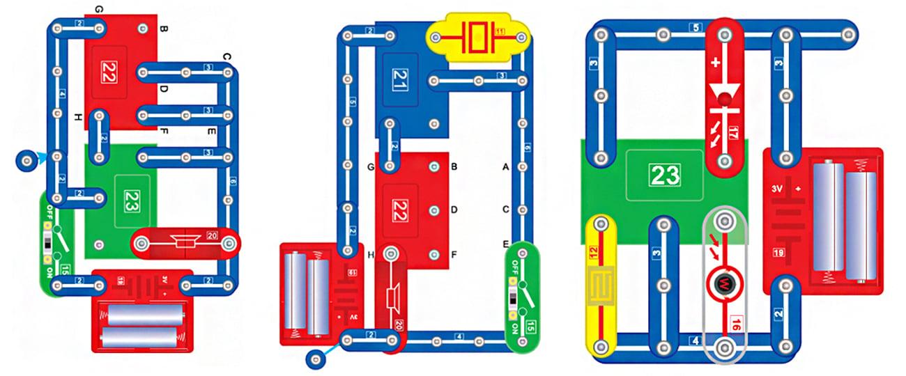 Dromader Sekrety elektroniki - Ponad 500 eksperymentów