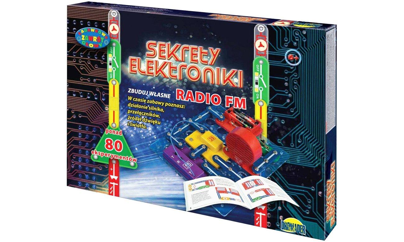 dromader sekrety elektroniki elementy