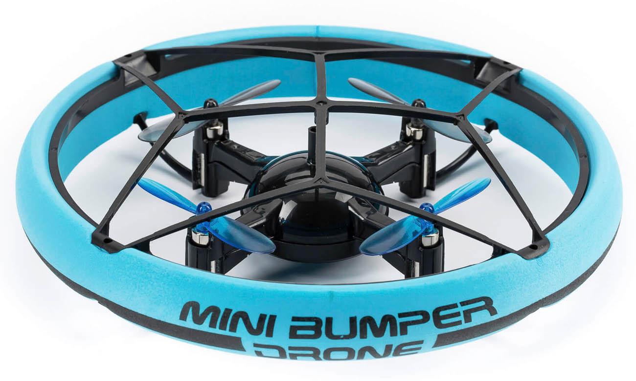 Dron Silverlit Bumper Mini niebieski