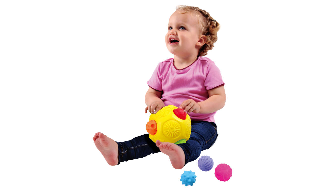 Dumel piłka sensoryczna