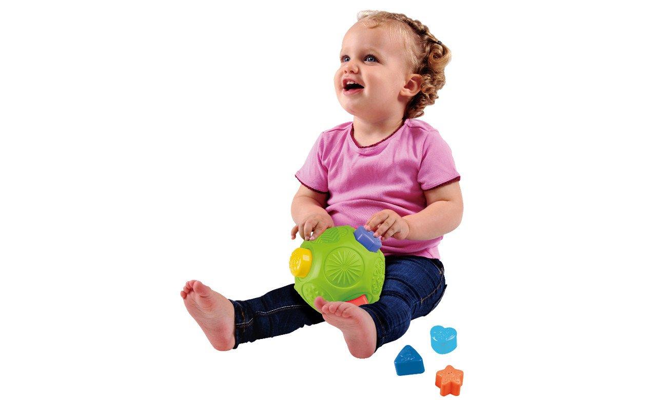 Dumel piłka sensoryczna sorter
