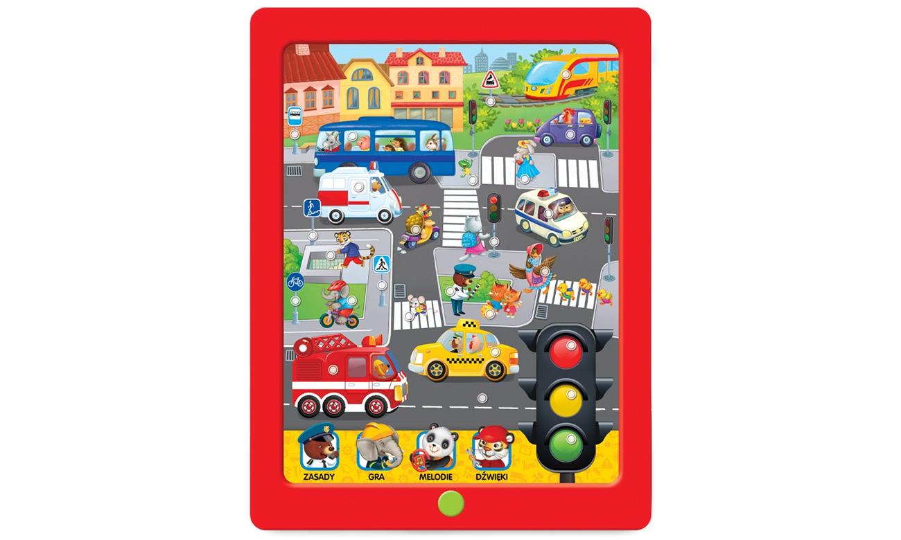Dumel Tablet Bezpieczeństwo na drodze