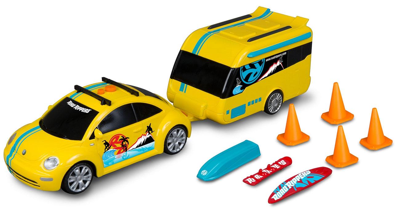 dumel Toy State Beetle with Caravan
