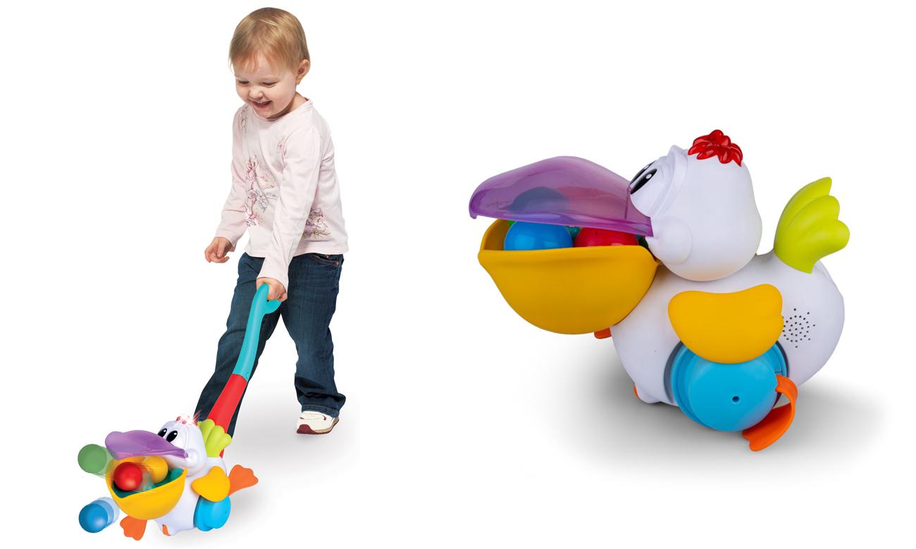 zabawka dumel dla dziecka 18 miesięcy