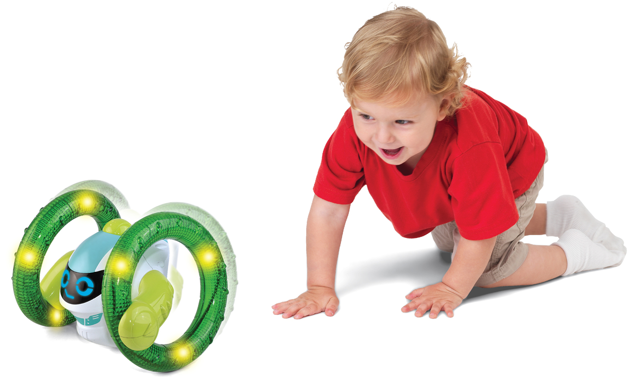 zabawka do raczkowania