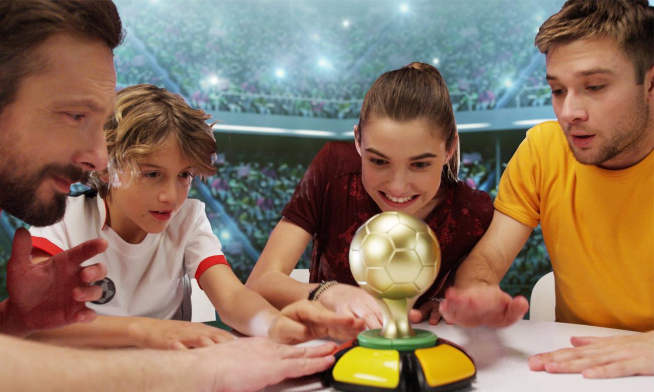 gra elektroniczna piłka nożna