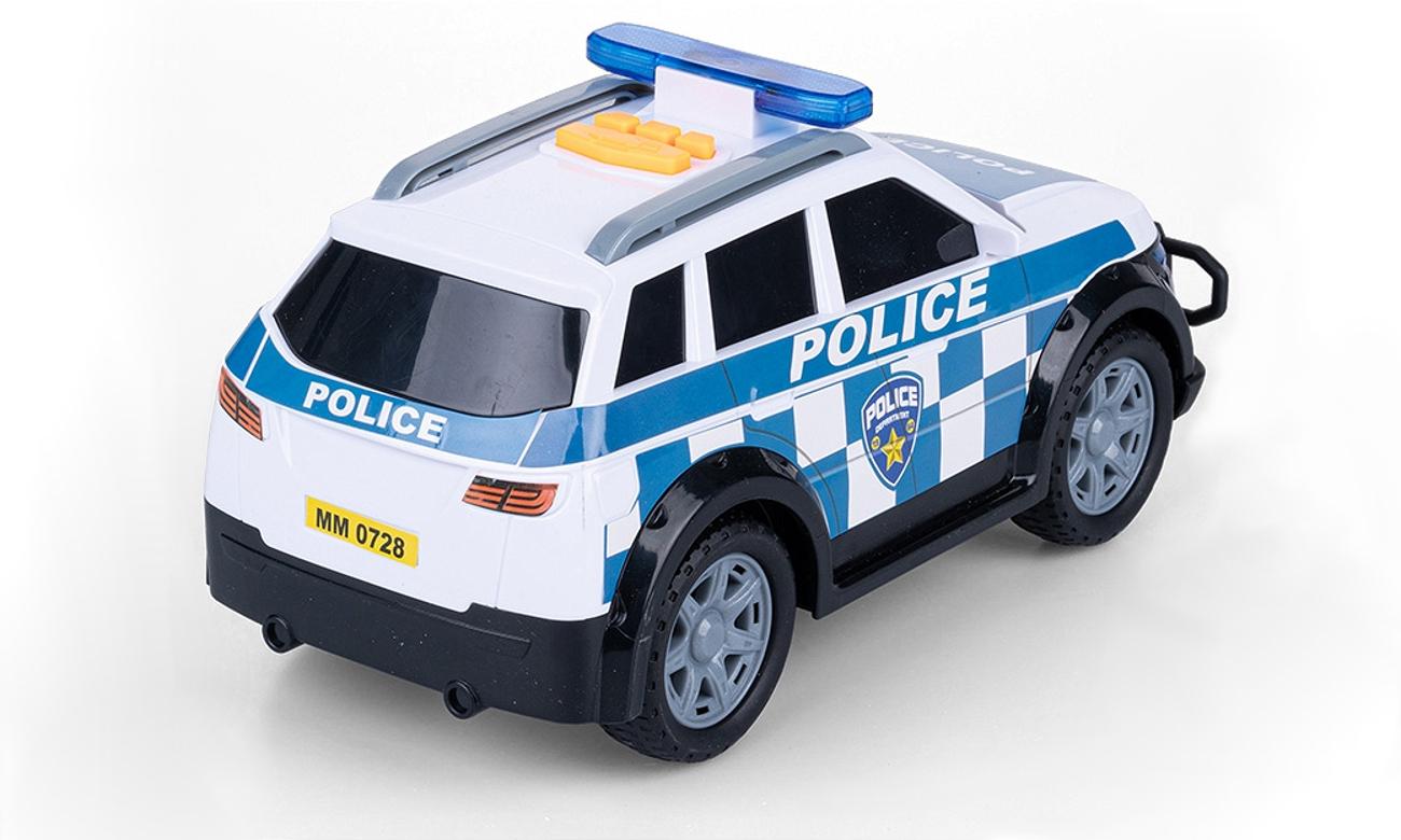 Odjazdowa Flota Miejska policja