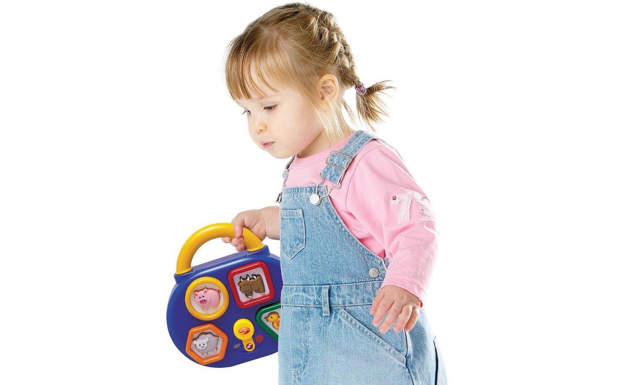 sorter kształtów dla dziecka