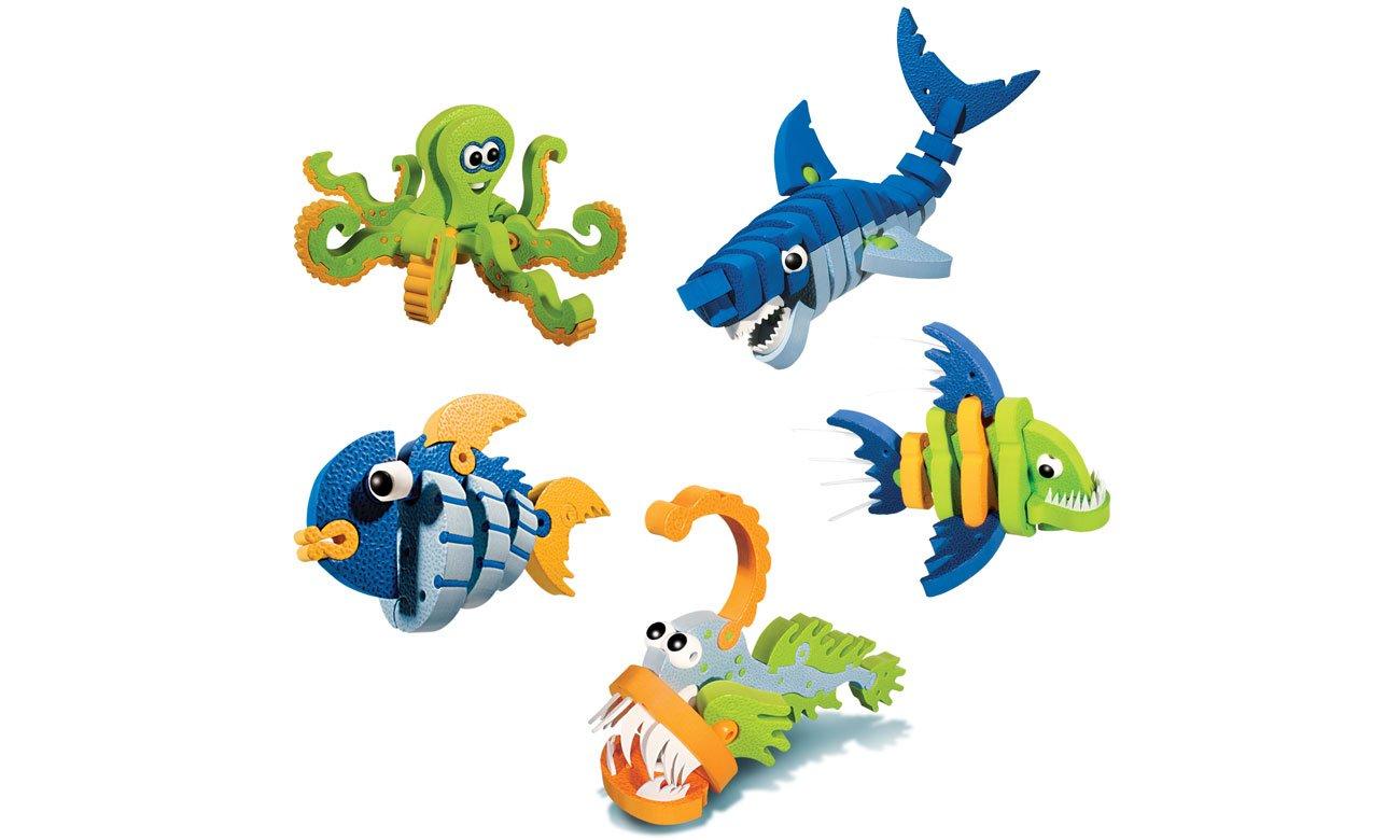 Discovery Creative Bloco Morskie Stworzenia