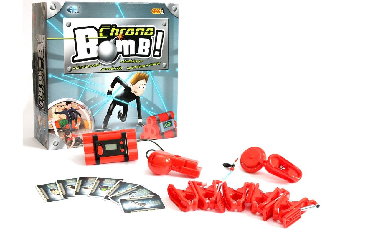chrono bomb elementy