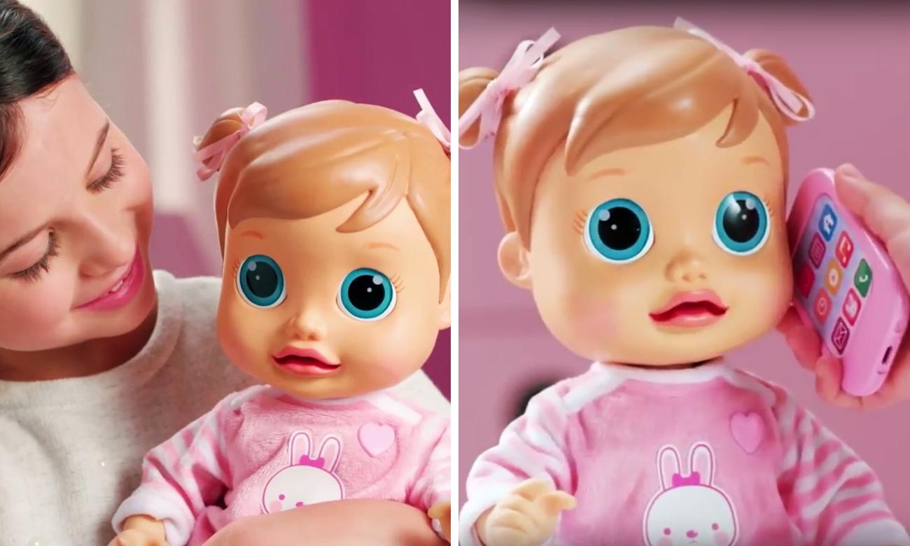 mówiąca lalka epee