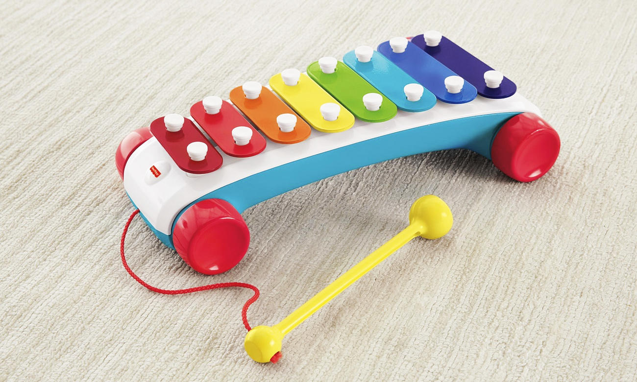 Cymbałki Fisher Price