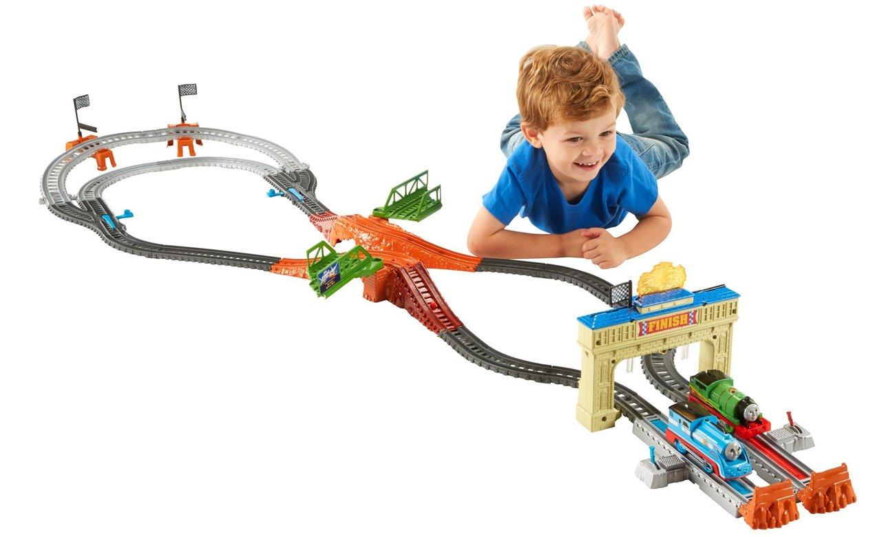 tor kolejowy tomek