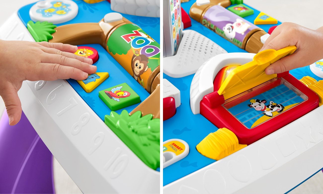 fisher price stolik