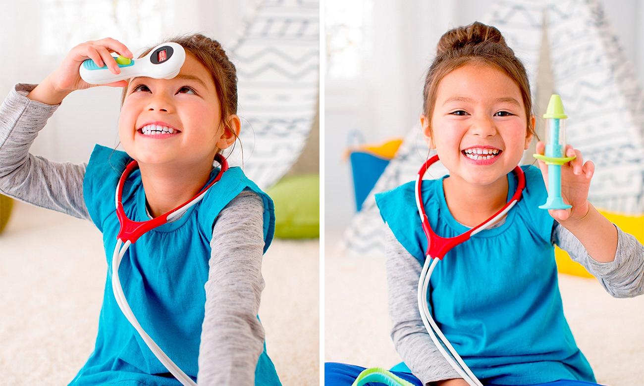 lekarz dla dzieci zabawka