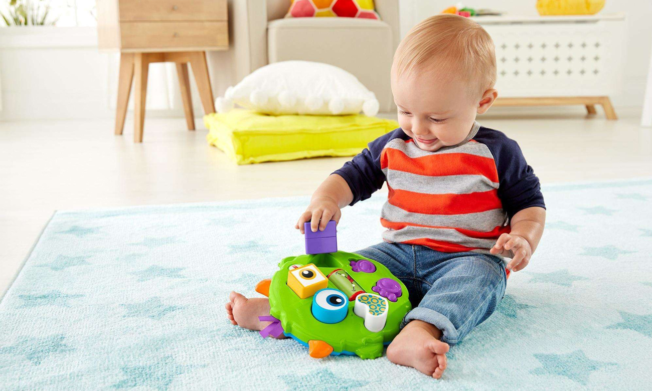 Fisher Price Monster Puzzle