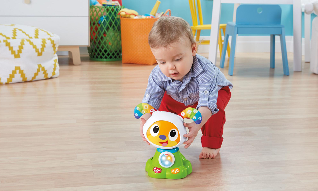 Fisher Price Piesek BeBo
